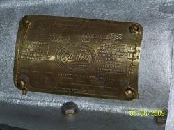 1918 OX5 Engine 018