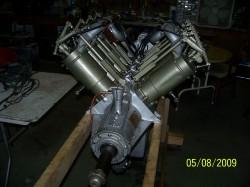 1918 OX5 Engine 024