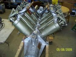 1918 OX5 Engine 025