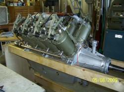 1918 OX5 Engine 027