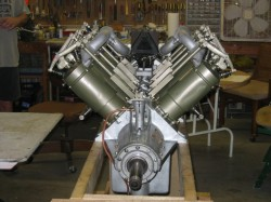 1918 OX5 Engine 035