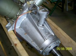 1918 OX5 Engine 045