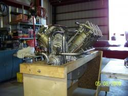 1918 OX5 Engine 054