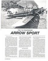 2007 Sportman Pilot- 1929 Arrow Sport 002
