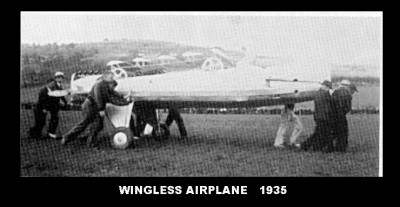 Wingless Aircraft http://ox5.org/wingless-airplane-in-pa/
