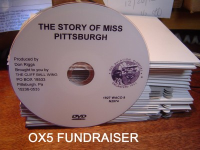 OX5 FUNDRAISER