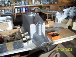 Projec OX5 engine 002