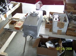 Projec OX5 engine 004