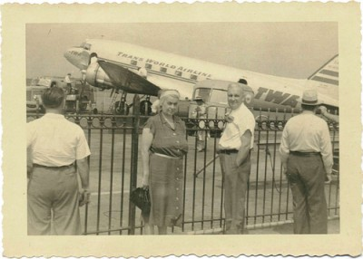 TWA at Allegheny County Airport
