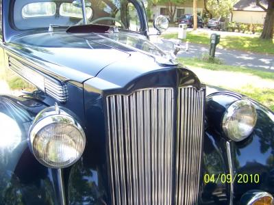 The 1938 Pakard & 1940 Bellanca Trade 018